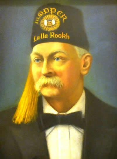 1900 1901 George F Loder Lalla Rookh